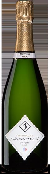 Champagne Origin brut